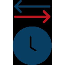 control de tiempos